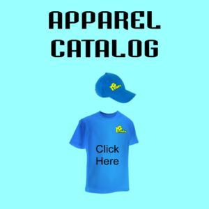 APPAREL CATALOG